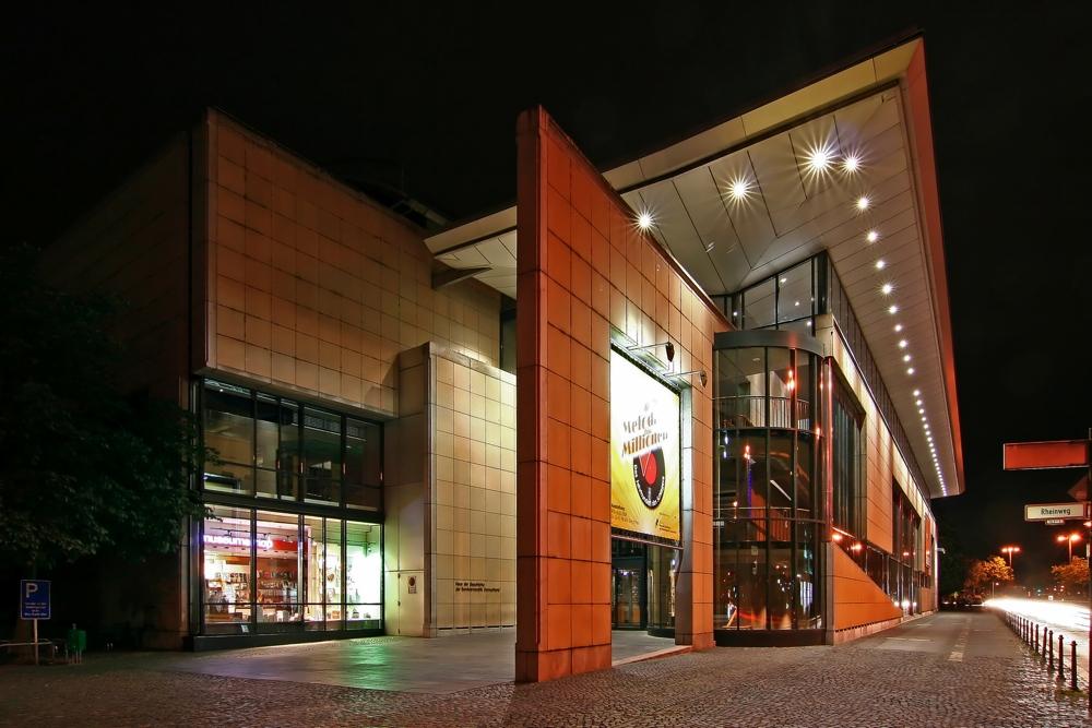 Bonn, Haus der Geschichte