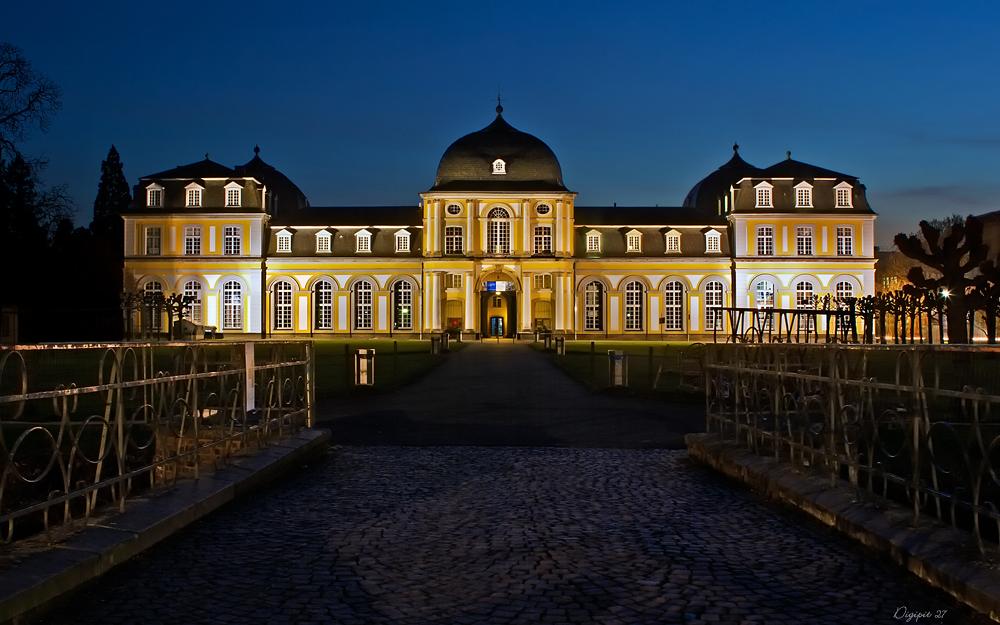 Bonn Poppelsdorfer Schloß 1