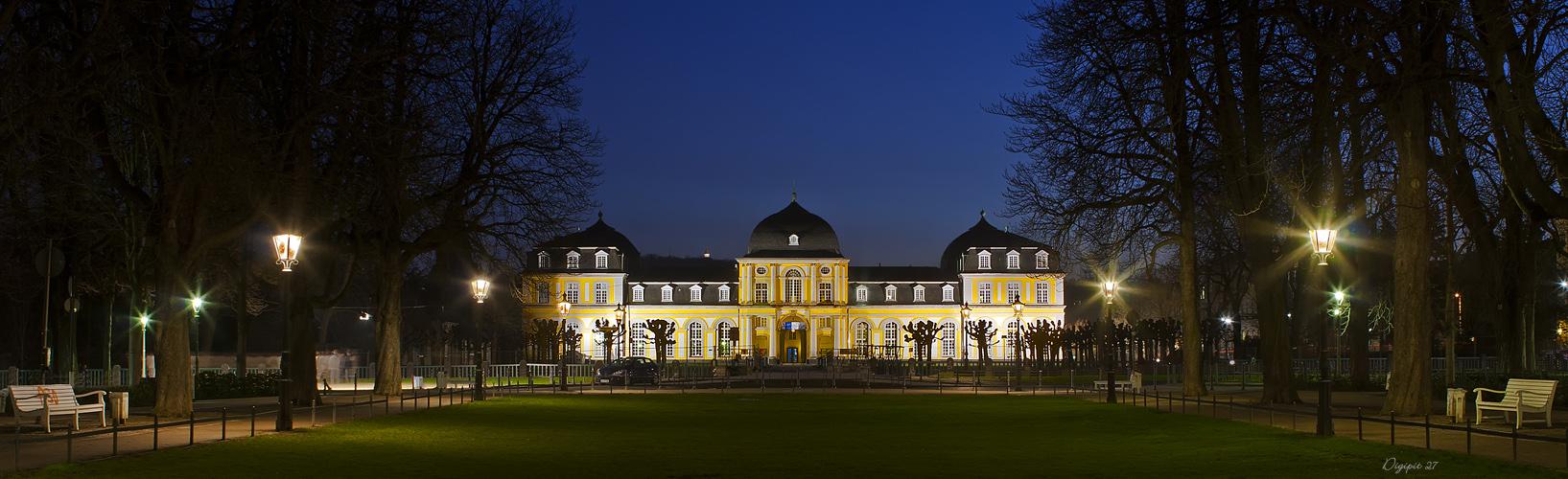 Bonn Poppelsdorfer Schloß 2