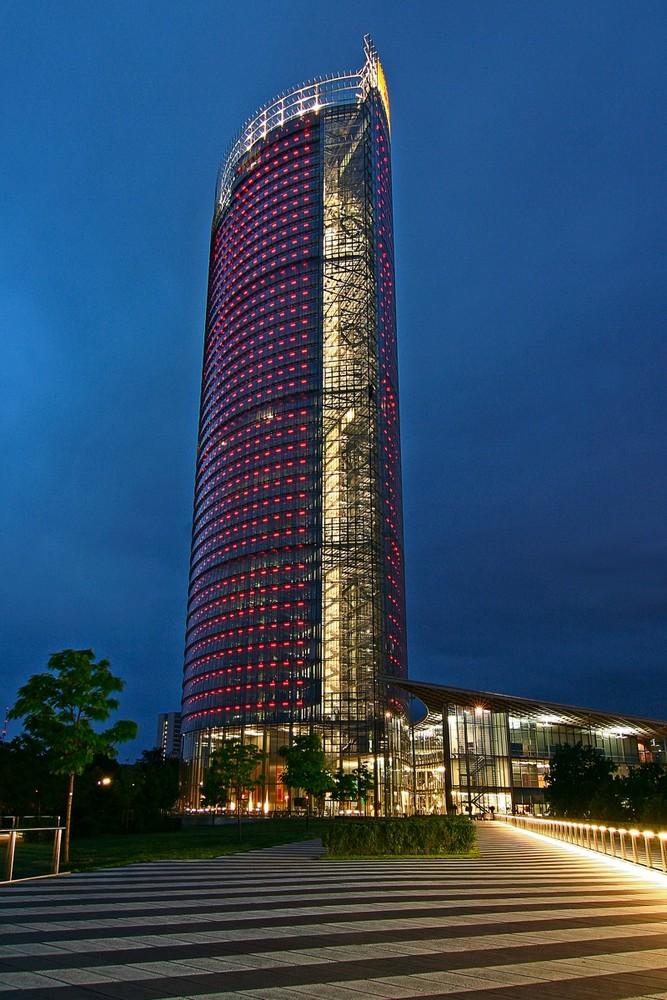 Bonn, Post-Tower