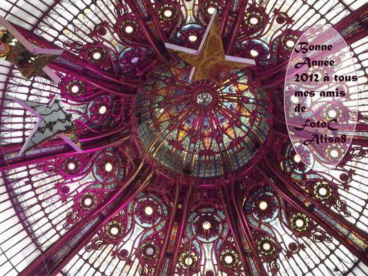 Bonne année 2012 A tous les photographes