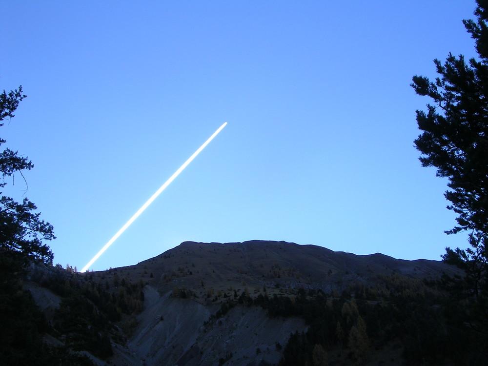 Bonne nuit (Alpes 04)