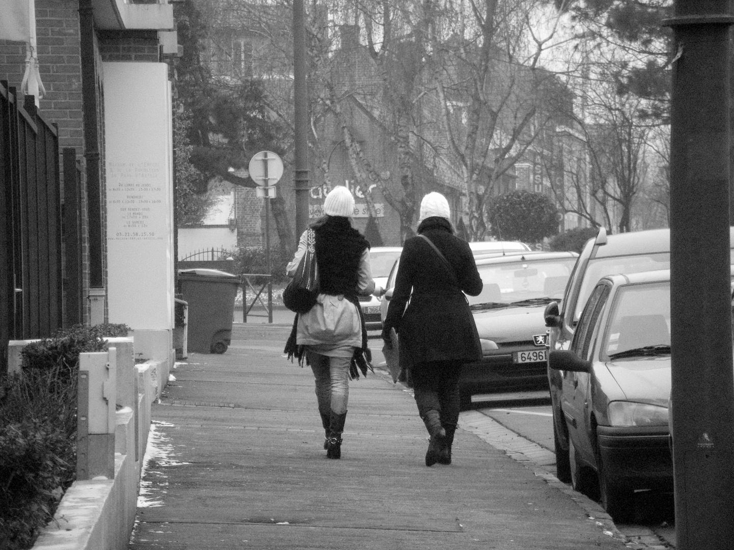Bonnet blanc et blanc bonnet