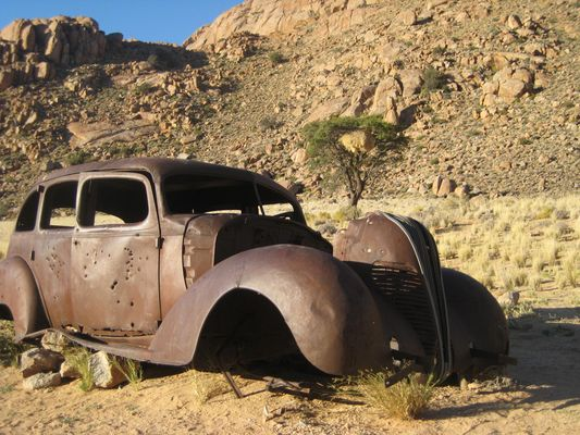 Bonnie and Clyde were here (2)