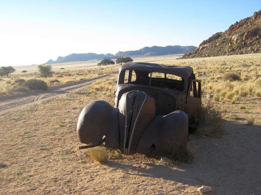 Bonnie und Clyde were here (1)