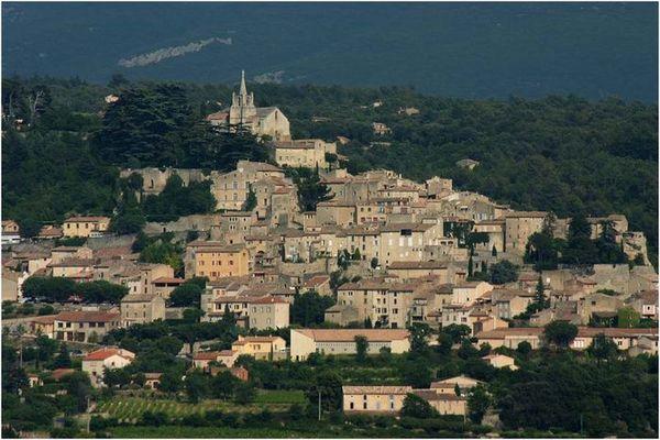 Bonnieux in der Provence
