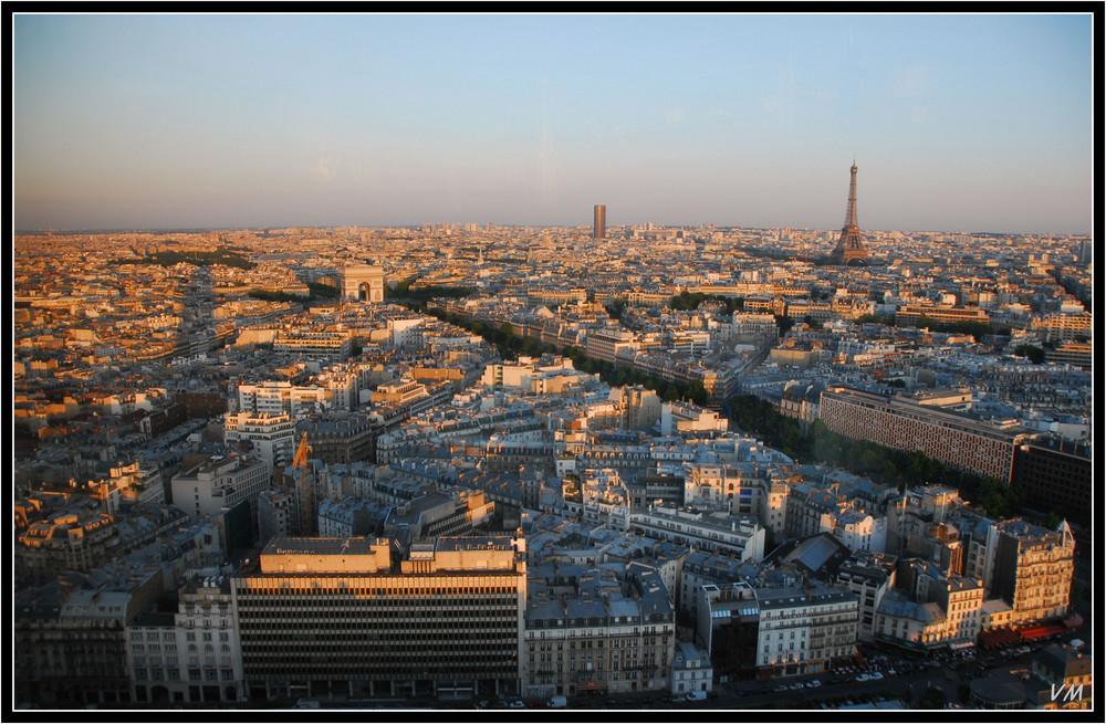 Bonsoir Paris !