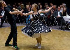 Boogie-Woogie Formation der Tanzschule Streng in Fürth (2)
