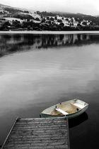 Boot am Loch Tey