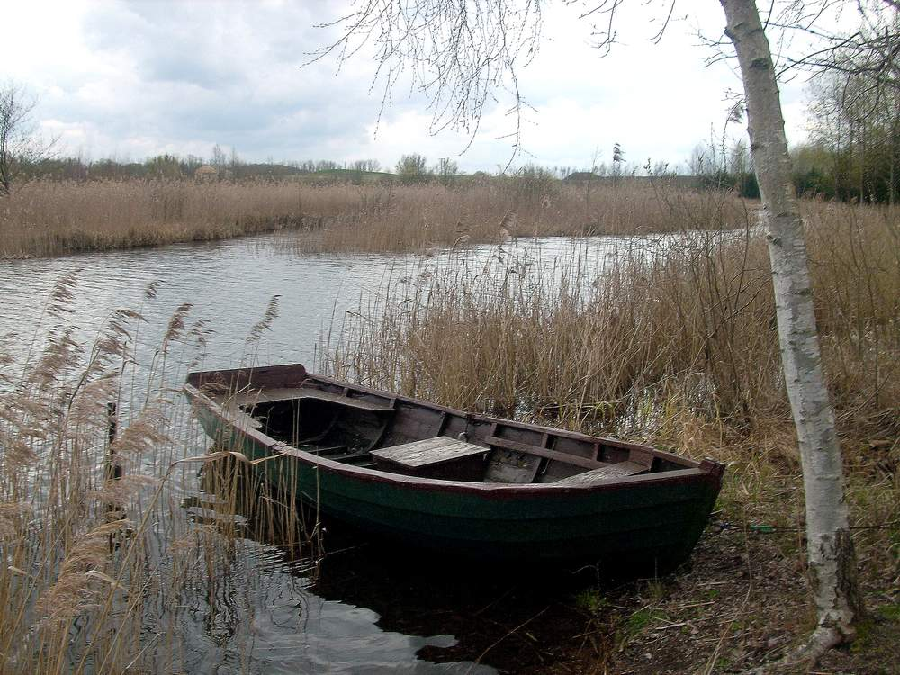 Boot am See