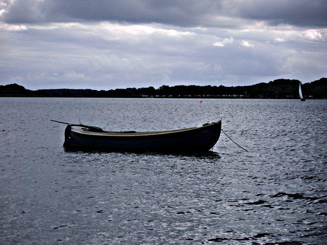 Boot auf der Schlei