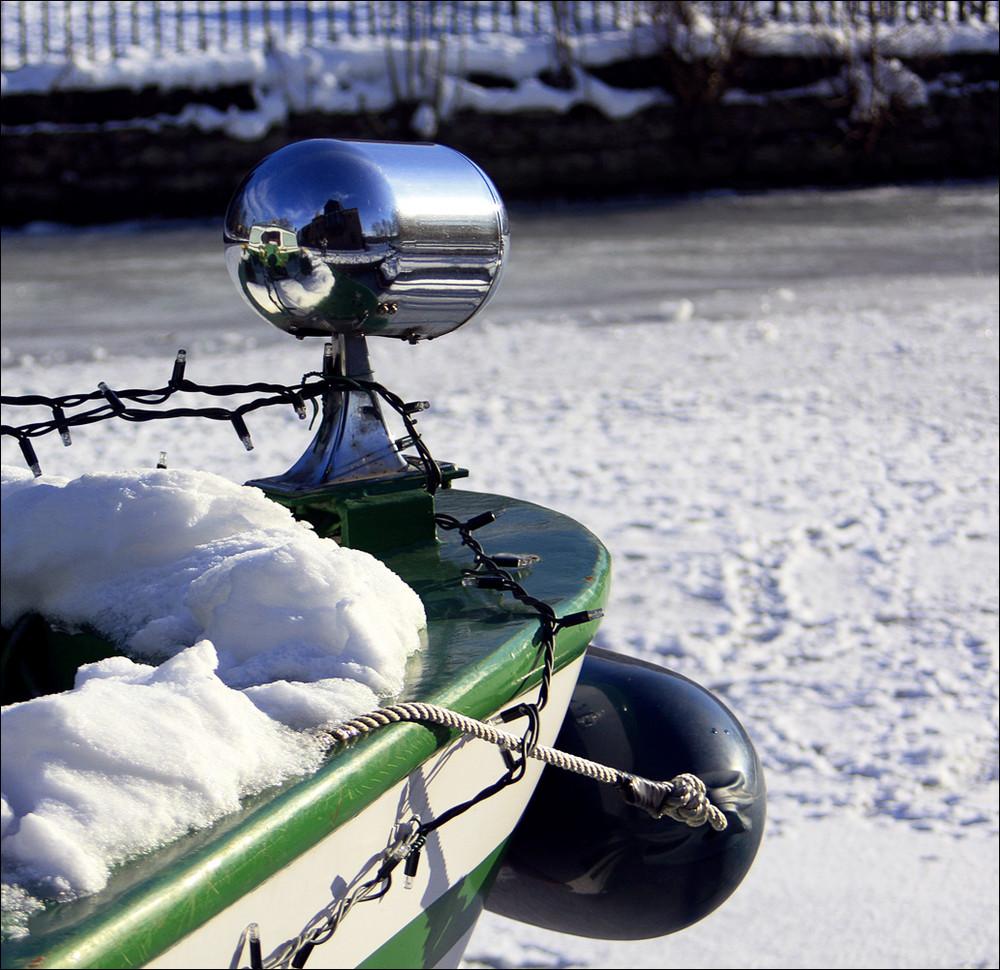 Boot im Eis 1