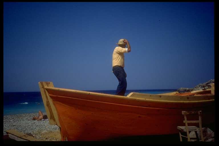 Boot in Griechenland