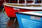 Boote in Ascona