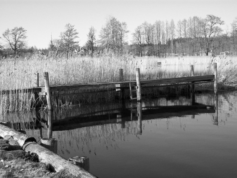 Bootliegeplatz am Skagern