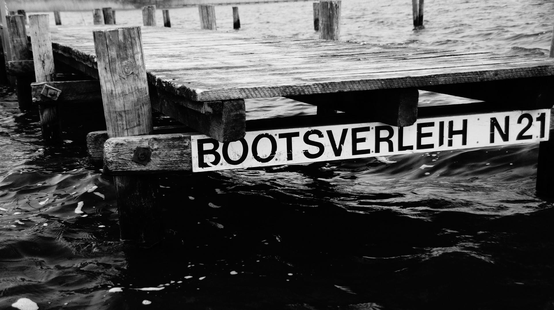 Bootsanleger