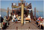 Bootsfahrt mit der Dhau