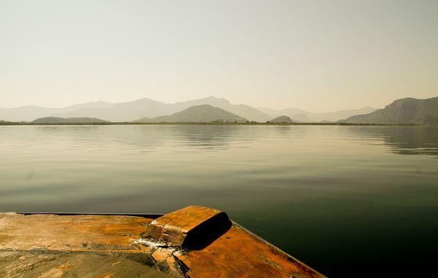 Bootsfahrt vom Köycegizsee zum Dalyandelta