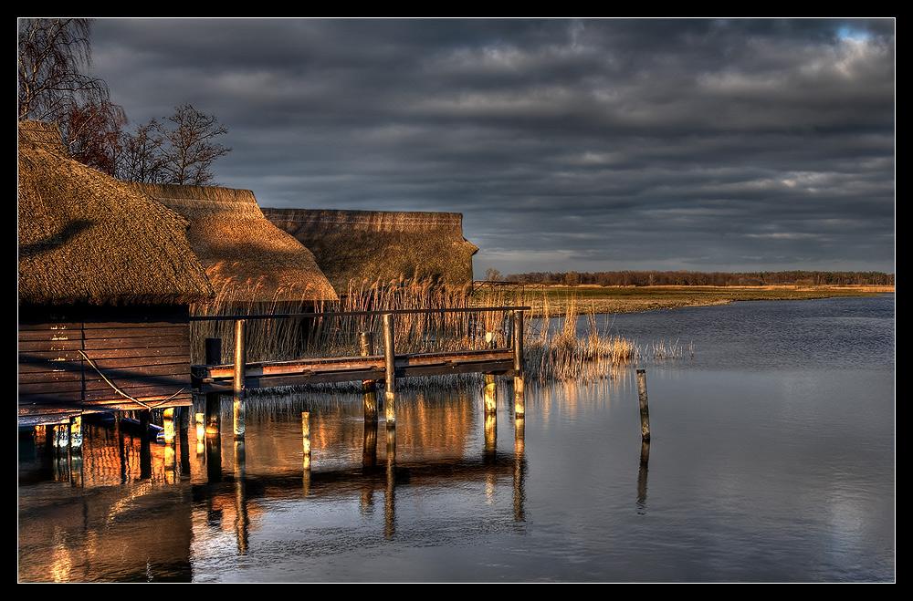 Bootshäuser...