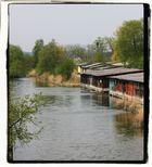 Bootshaus bei Malchin