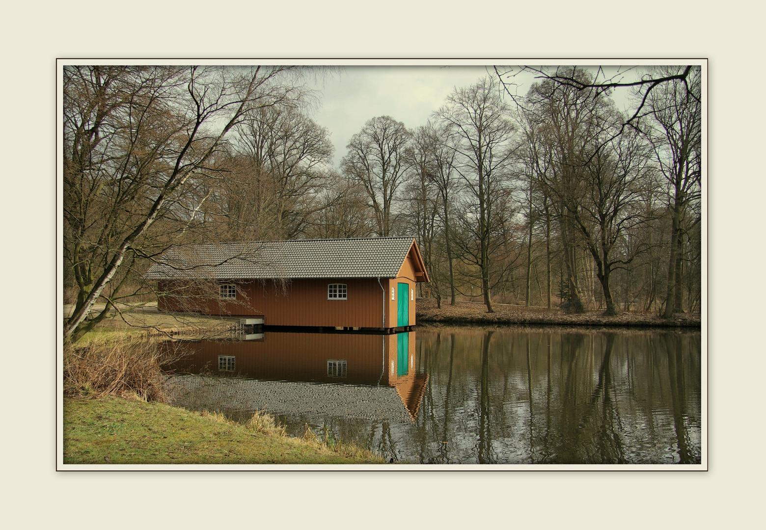 Bootshaus für Marie......