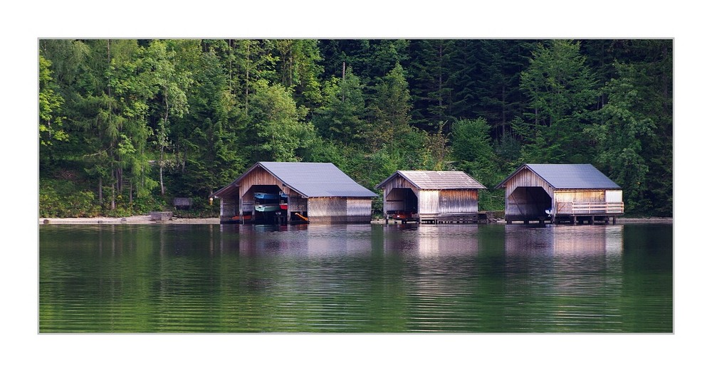 Bootshütten