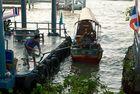 Bootsmaniküre in Bangkok