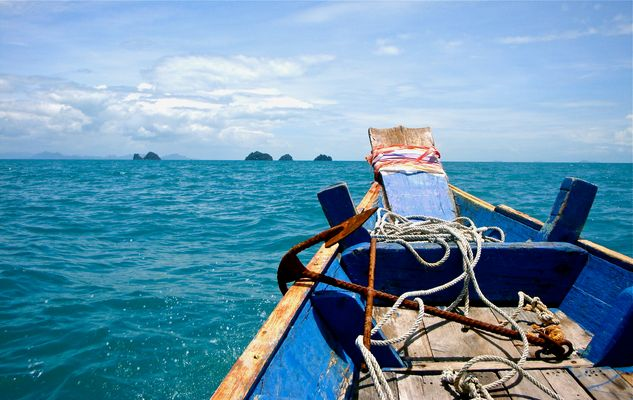 Bootstour auf Koh Samui