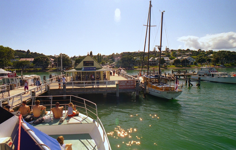 Bootstour / Bay of Islands