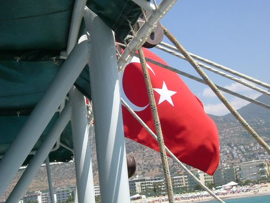 Bootstour in Alanya