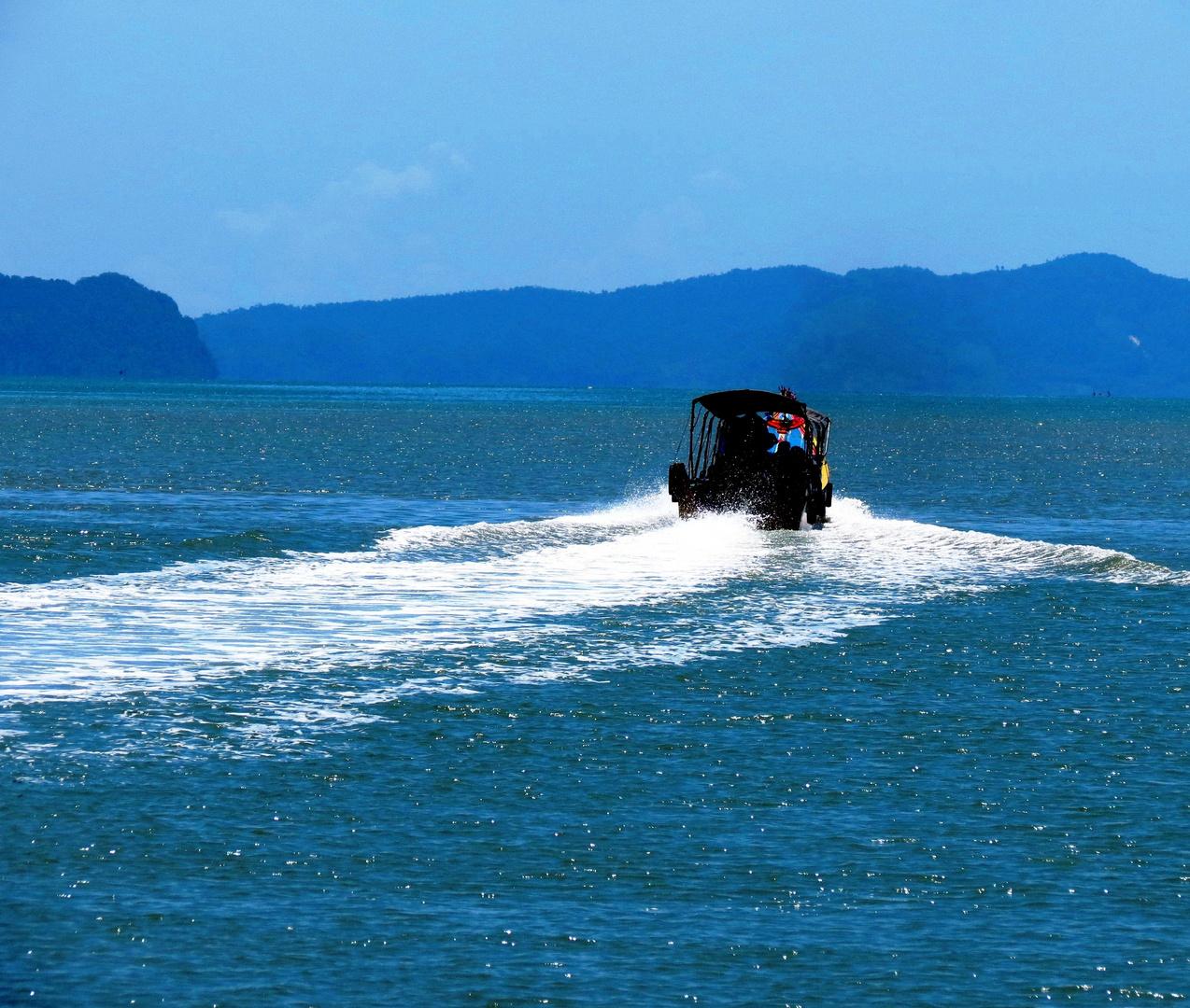 Bootstour Phang Nga Bay