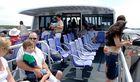 Bootstour Richtung Moreton Island