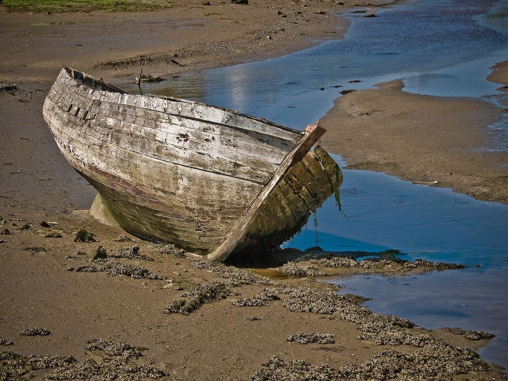 Bootswrack - Le Conquet, Finistère (Bretagne)