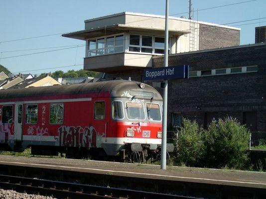 Boppard Hauptbahnhof