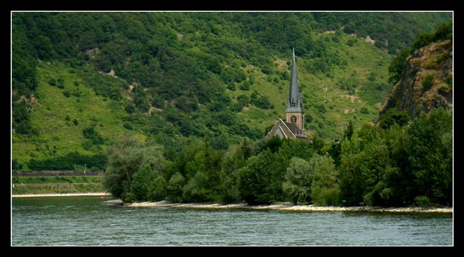 Boppard, River Rhine.