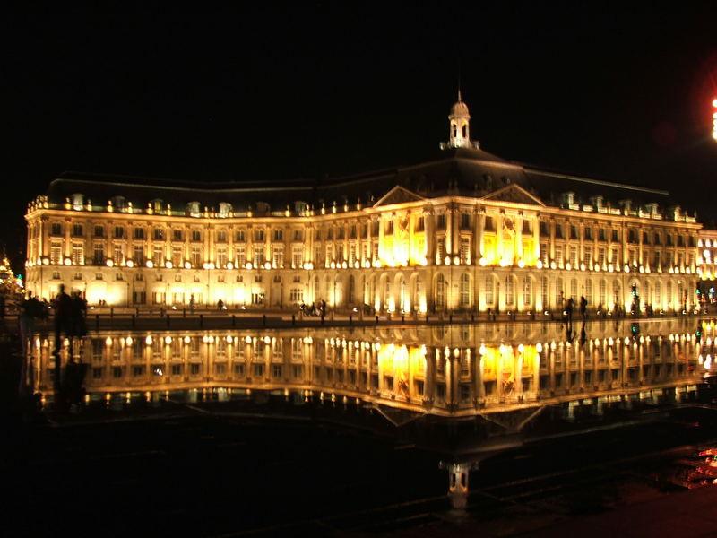 Bordeaux by night, 2007