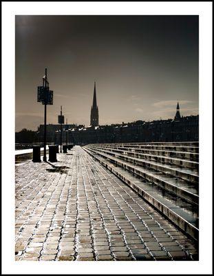 Bordeaux le matin
