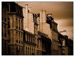 Bordeaux - les Facades