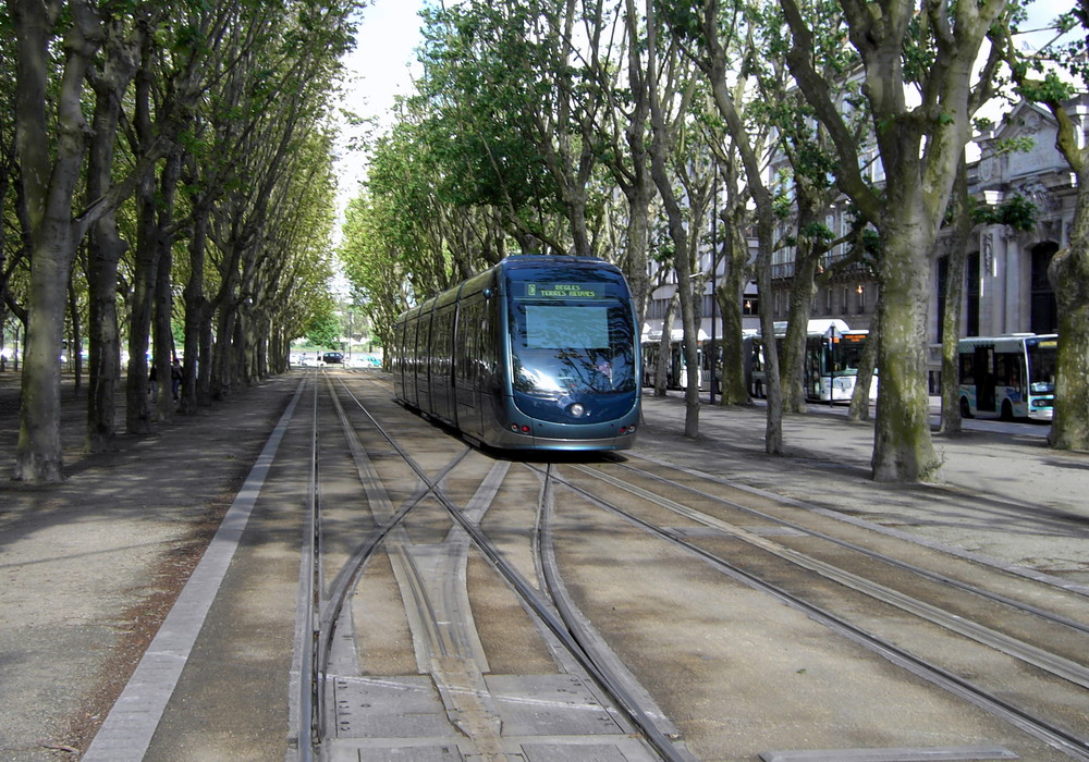 Bordeaux & sein neues Tram.01