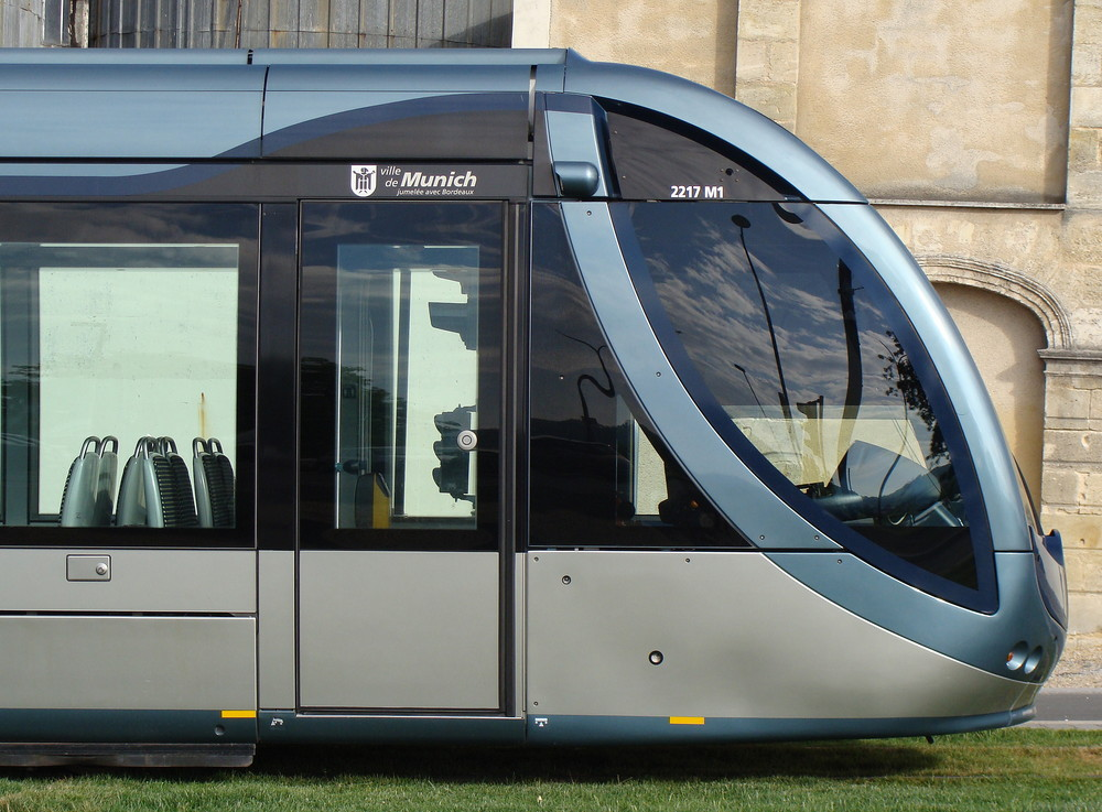 Bordeaux & sein neues Tram.04