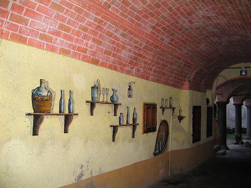 Borgosesia 5 (Tordurchgang)
