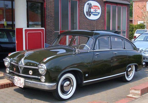 Borgward Hansa 2400 Sport