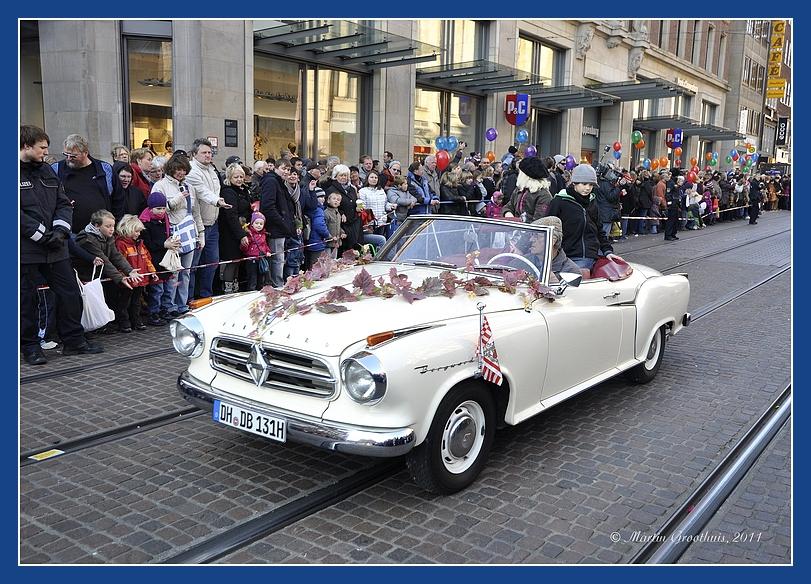 Borgward Isabella Cabrio