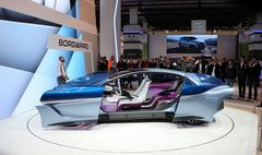 Borgward Isabella Concept - 1 -