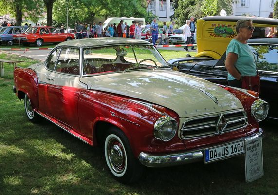 Borgward Isabella Coupé