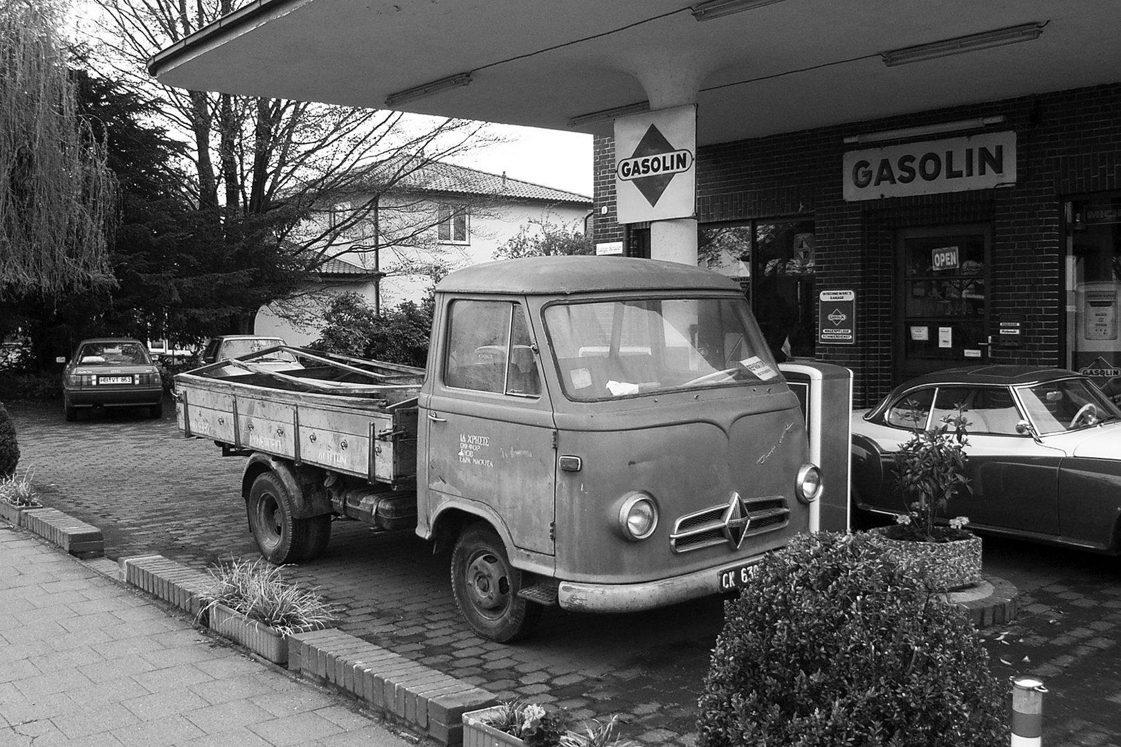 Borgward LKW - Pritsche