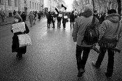 Boris Nemtsov memorial march III