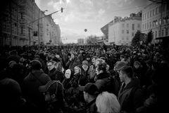 Boris Nemtsov memorial march V