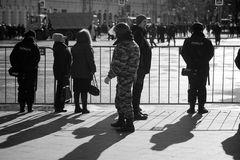 Boris Nemtsov memorial march VI