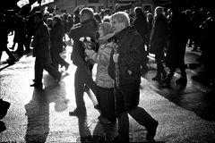 Boris Nemtsov memorial march VII